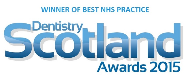 Hallcraig winner of best nhs practice 2015